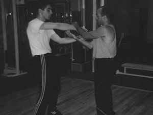 wing chun sensitivity drills