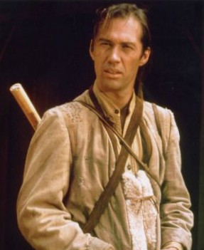 David Carradine as Caine in the original Kung Fu