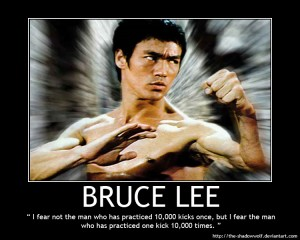 motivational_poster__bruce_lee_by_the_shadowwolf d465icx 300x240 are you training your martial arts effectively?